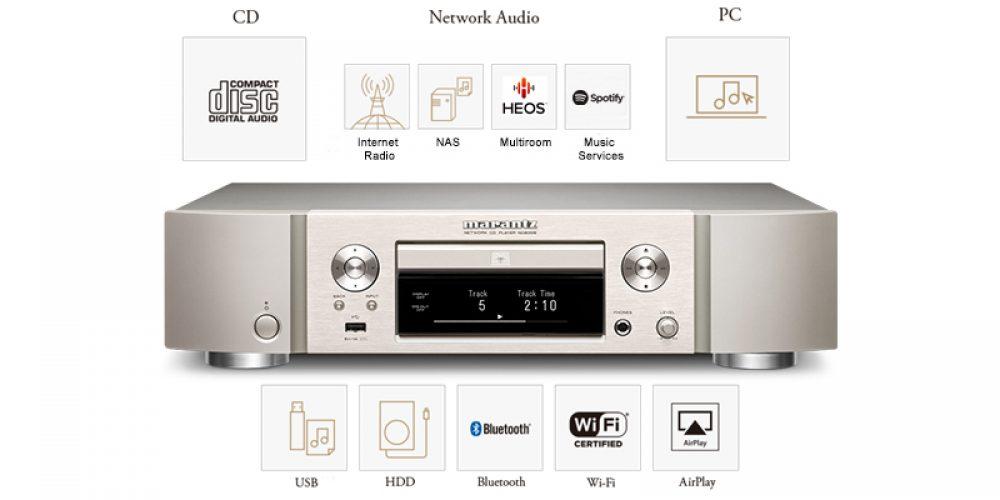 Nuovo network Marantz ND-8006