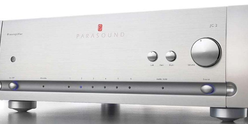 Parasound Halo JC 2