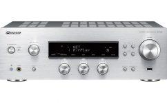 Pioneer SX-N30 silver