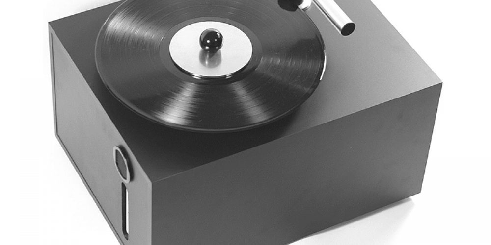 Il tuo vecchio vinile ..piu' pulito che mai con la Project Vinyl Cleaner VC-S MKII !!!